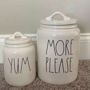 rae sunn 2 canisters
